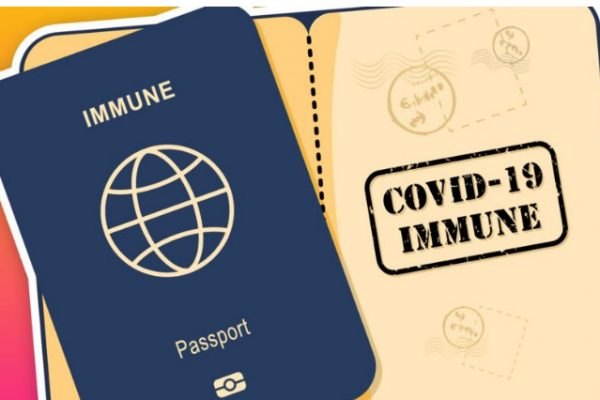 Vaccine Passports To Come Into Force By The End Of September
